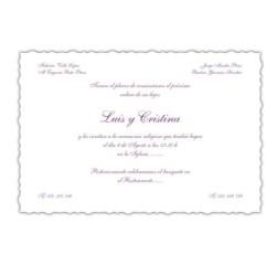Calendario de faldilla mediano
