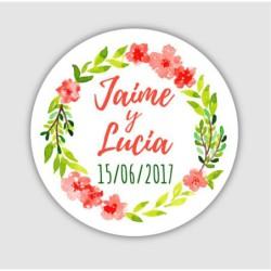 Calendario de faldilla grande